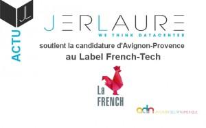 Jerlaure soutient la French Tech Avignon