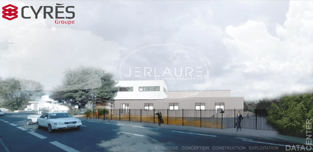 CYRES datacenter by jerlaure