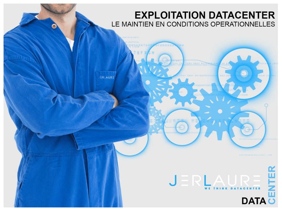 maintien en conditions opérationnelles pour exploitation datacenter par Jerlaure