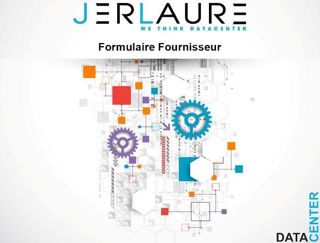 Devenez fournisseur JERLAURE
