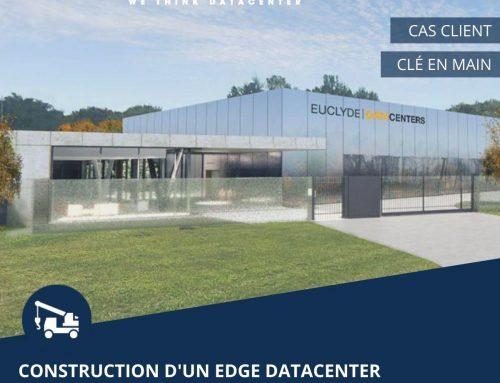 JERLAURE signe le nouveau projet d'Euclyde Datacenters