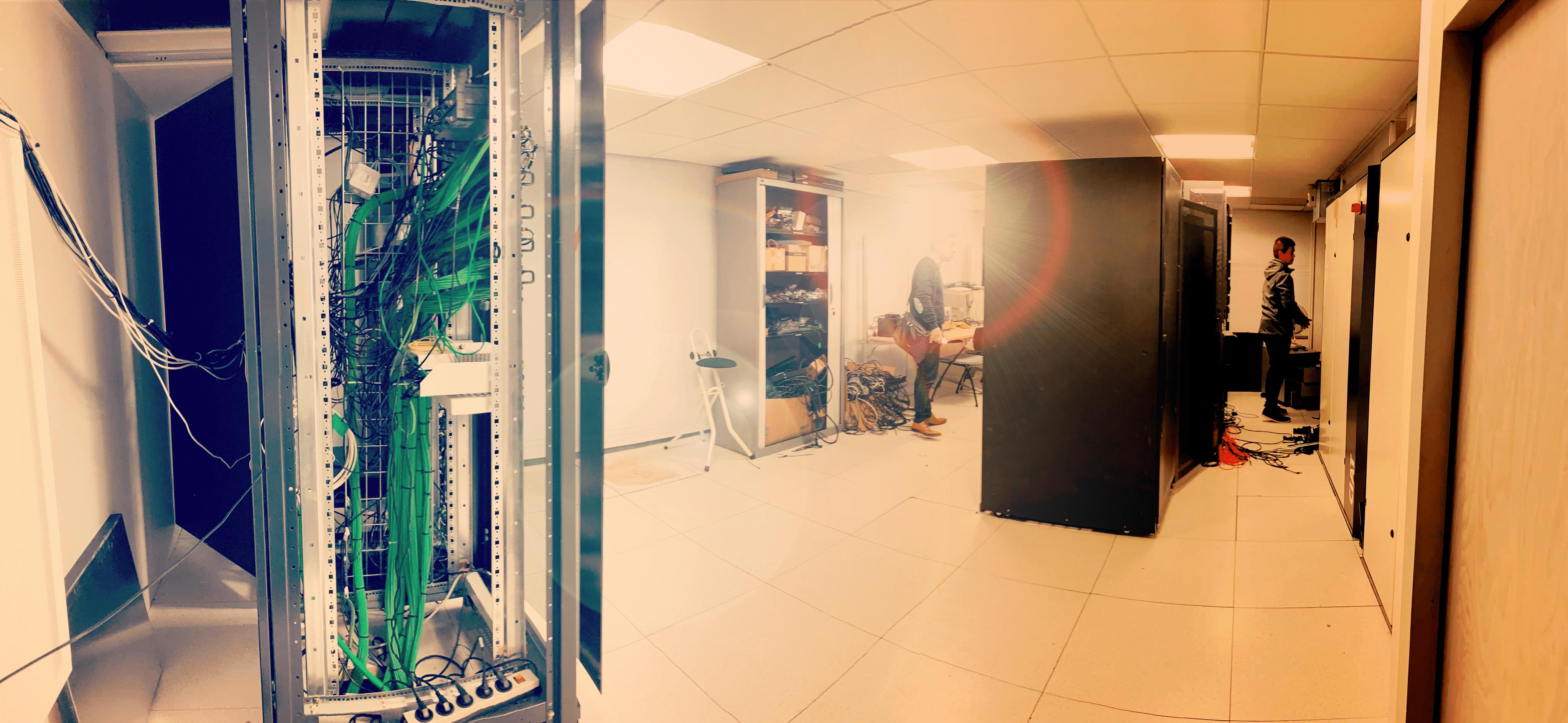 salle IT avant